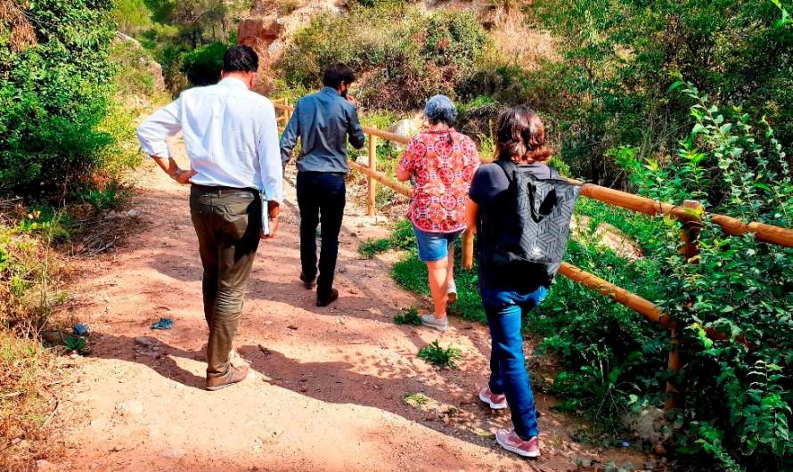 L'ajuntament de Castellbell vol que la Generalitat financi l'arranjament del camí de l'antic cremallera