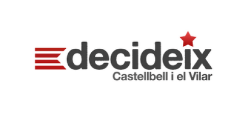 Logo Decideix Castellbell i el Vilar