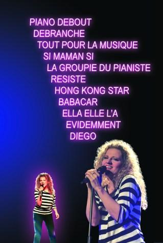 Autout de France Gall cassoulet castelnaudary concert août 2016 2