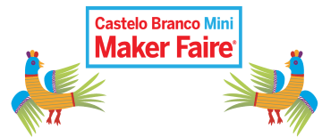 Castelo Branco Mini Maker Faire logo