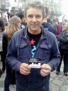 Miguel de Lira. Actor