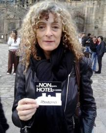 Teresa Moure. Escritora