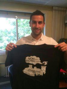 Iñigo Lopez. Futbolista do PAOK Salónica