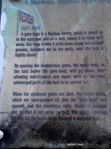 Old Gate Boat Description