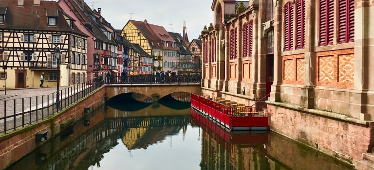 Colmar and Castle