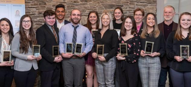 Hayley Keen, URI PR Excellence Award