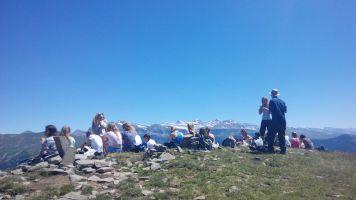 Excursiones guiadas en Pirineos