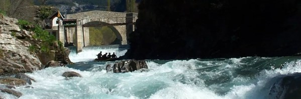 Rafting Río Ara - Casteret Guías de montaña