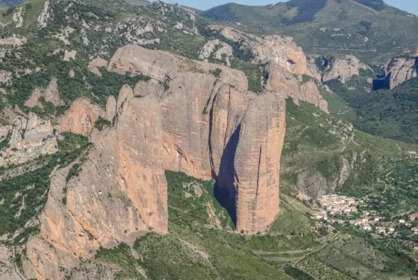 Peña Rueba - Espolón del Gállego