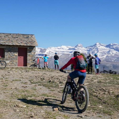 Rutas BTT Pirineo Aragonés