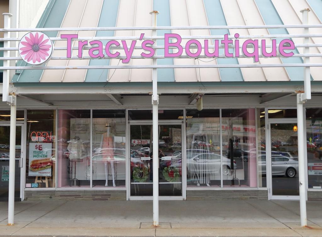 Tracy's Boutique in Caste Village