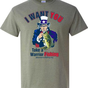 TWF T-shirt - Uncle Sam