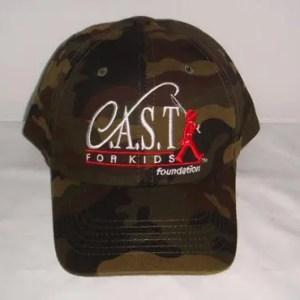 CAST Camo Hat