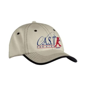 CAST Vintage Washed Baseball Cap