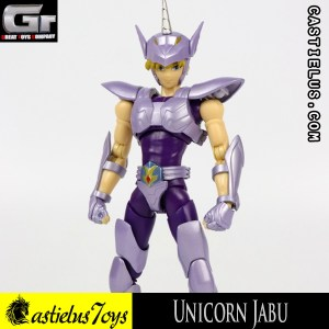 Saint Seiya action figure Bandai Saint Cloth Myth SCM EX Unicorn Jabu Great Toys SCM EX Unicorn Jabu