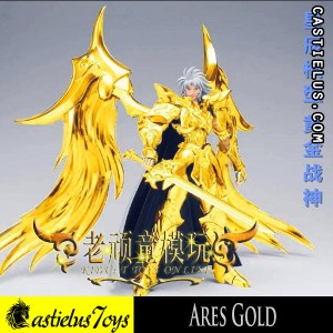 Saint Seiya action figure Bandai Saint Cloth Myth SCM EX Ares God of War Xingchen Star Model SCM EX Ares