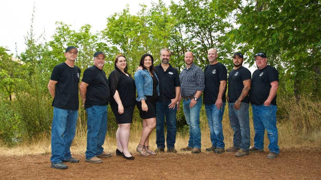Castile Team Photo