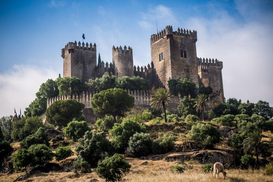 CASTILLO DE ALMODOVAR HISTORIA