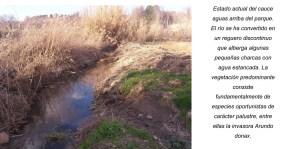 Extracto del proyecto de recuperación del Guadalope