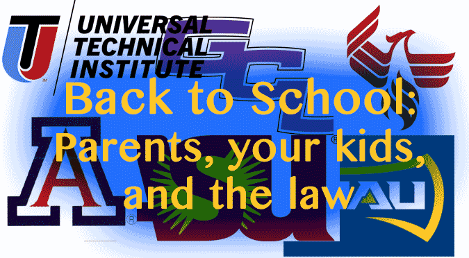 back to school parents kids law castillo
