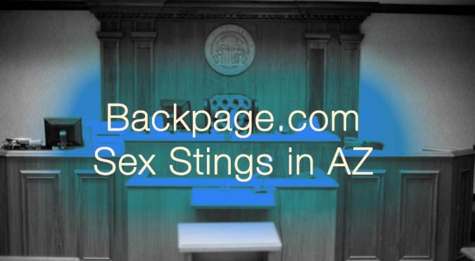 backpage sex stings az castillo law