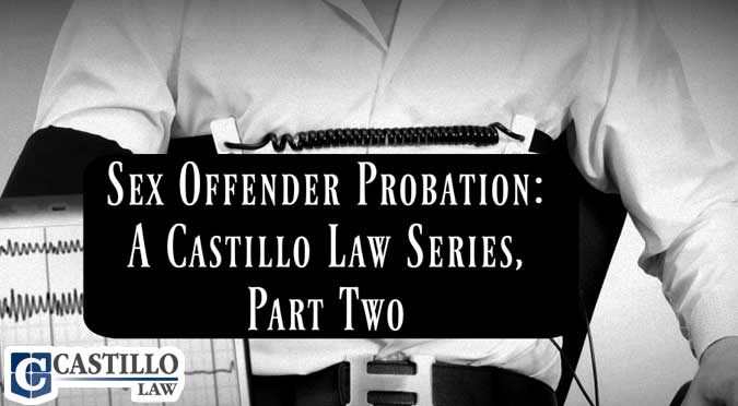 Sex Offender Probation and Polygraph Testing
