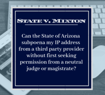 Arizona Law Blog Posts From Castillo Law