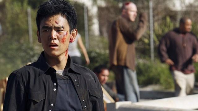 Image result for columbus movie John Cho