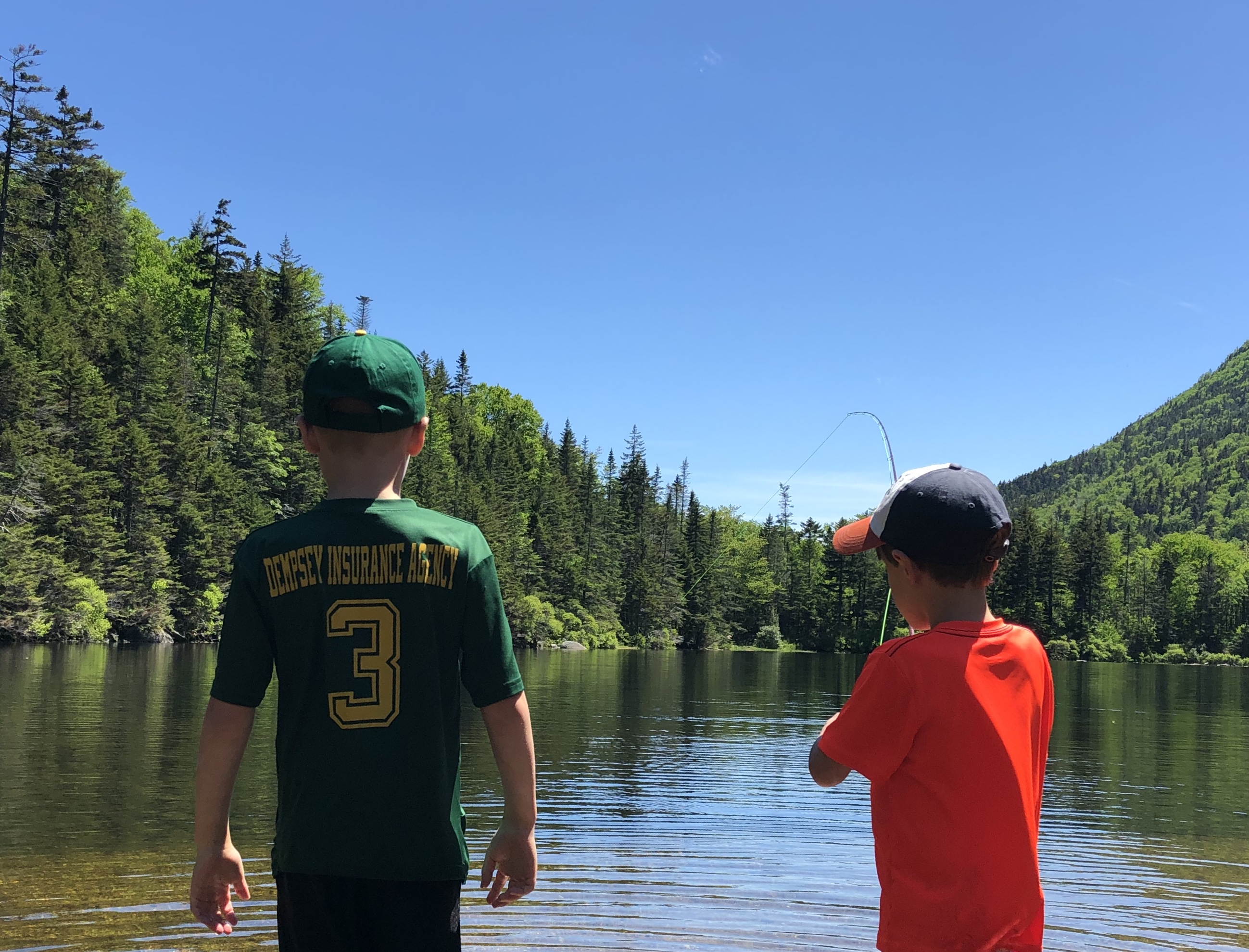 A Father's Days Fly Fishing