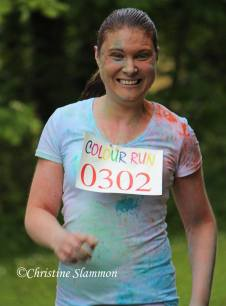 Mayo Colour Run