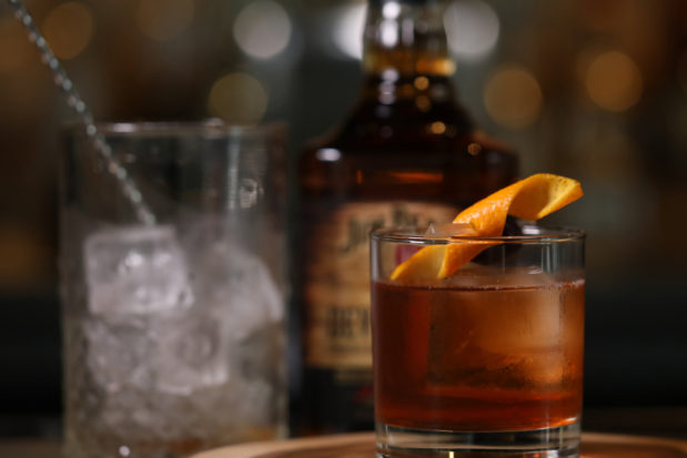 Cocktail Photography - Jim Bean