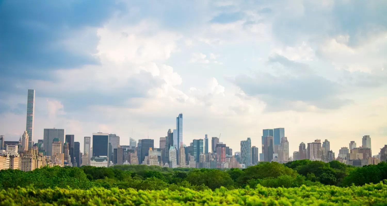 Destination Photography - NY Skyline