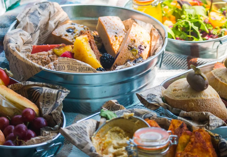 Food Photography - Picnic 2