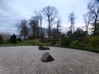 Lauriston 2014 Jan stone garden