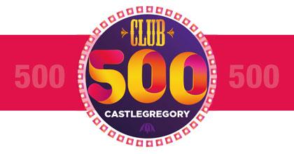 Club 500 logo