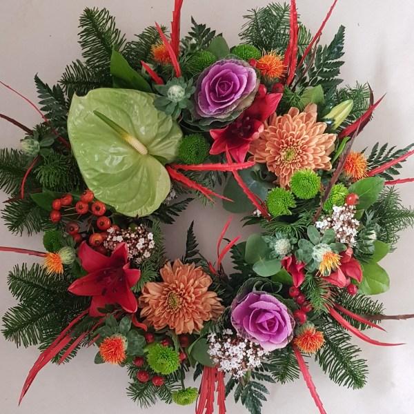 Funeral Wreath Castleknock Flowers