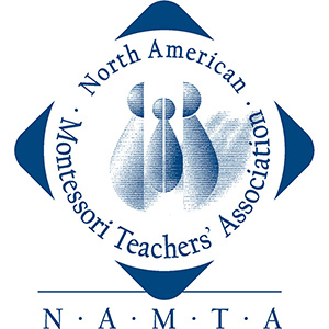 North American Montessori Teachers Association logo