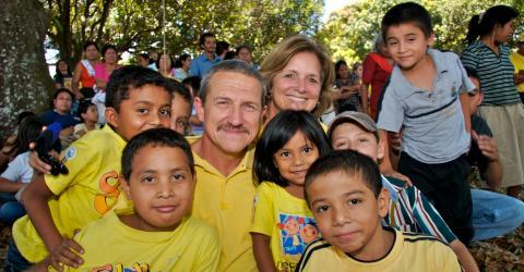 Don & Terri Triplett, Missionaries to El Salvador and Nicarauga