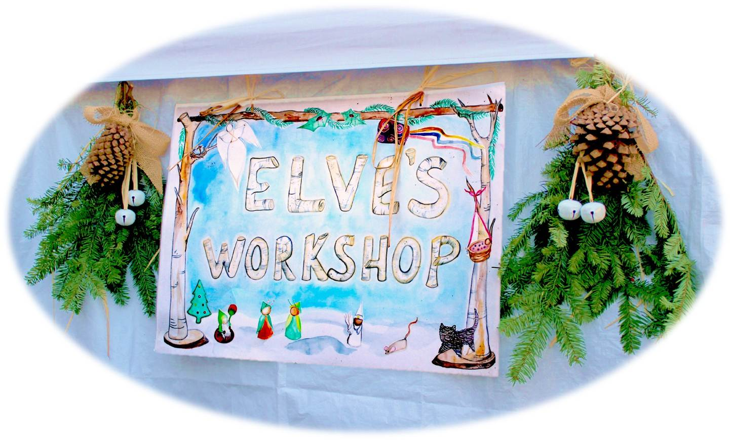 Elves Workshop At Waldorf School Of Orange County Winter
