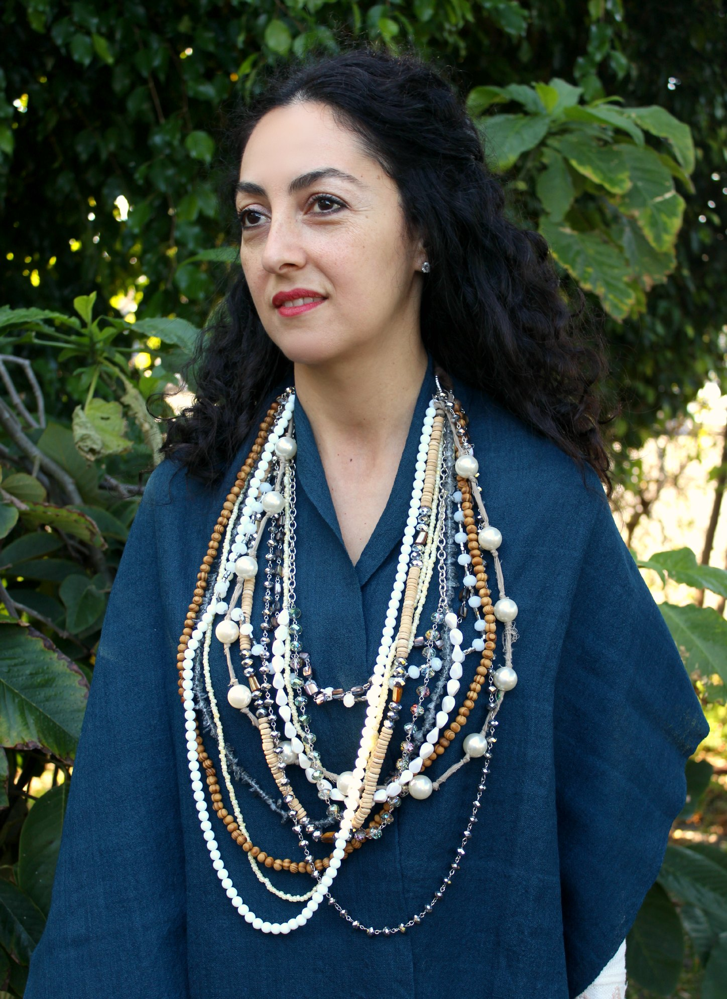 Auction Package No 113 Multi Strand Necklace From Posey