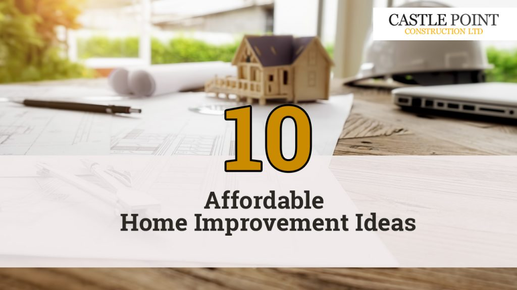 10 Affordable Home Improvement Ideas Tips Castle Point