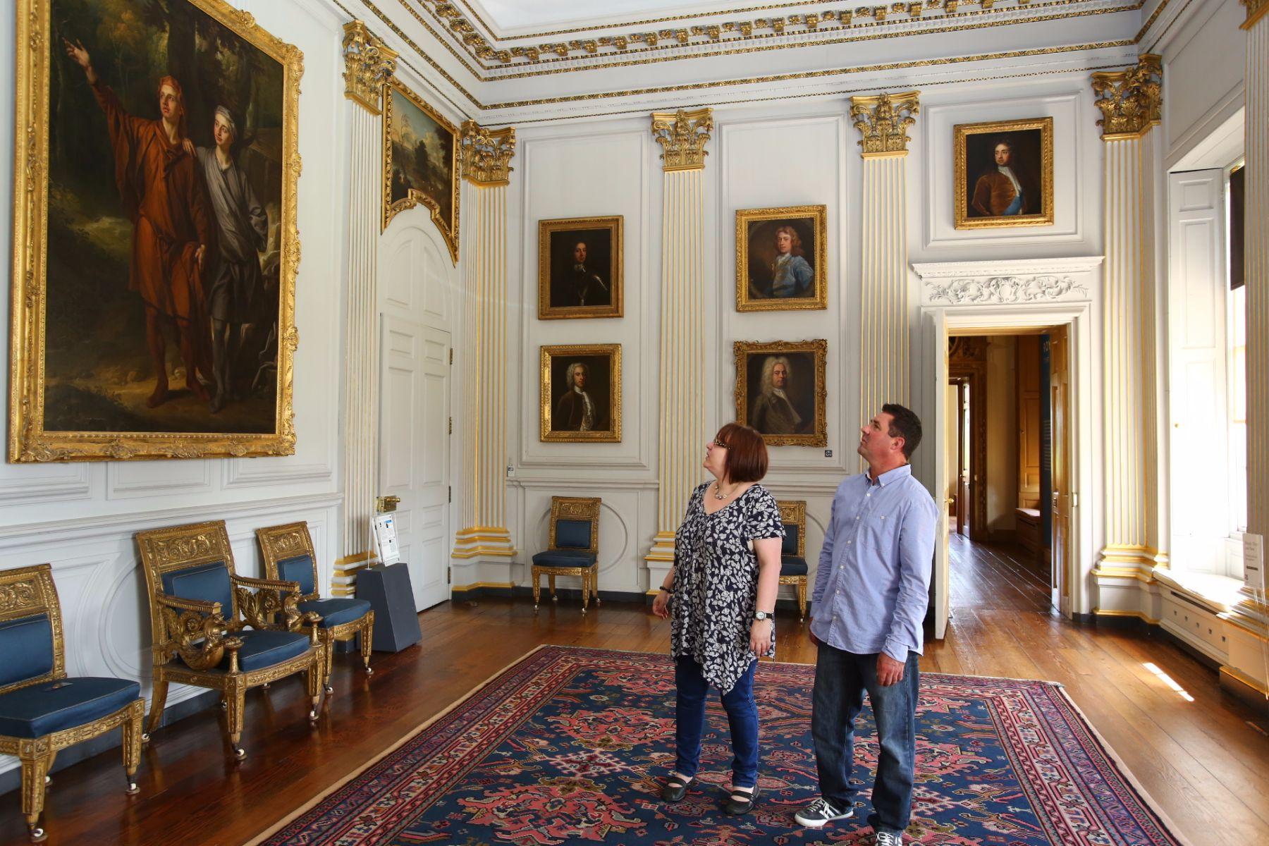 Beningbrough Hall Gallery And Gardens York North