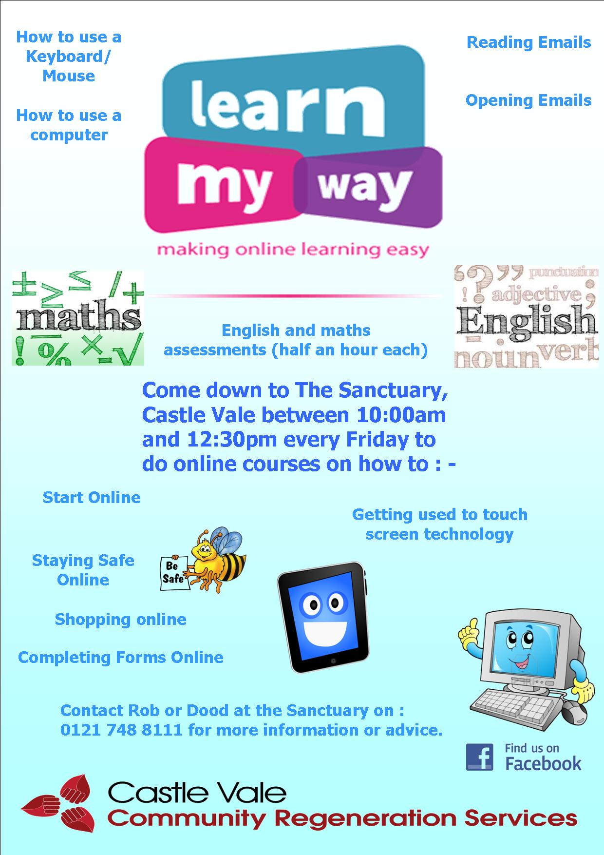 Making Online Learning Easy Learn My Way