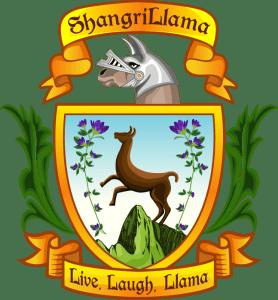Live, Laugh, Llama