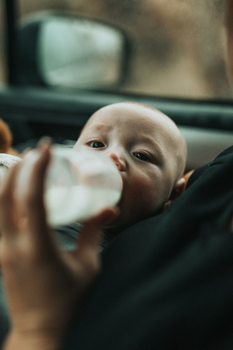 Why Giving Water On Babies Below Six Months Are Not Advisable?
