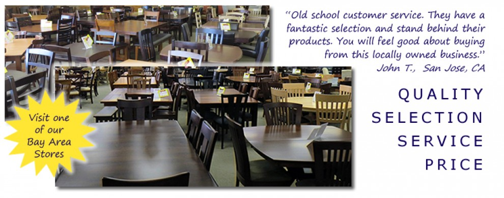 California Stools Bars Dinettes Bay Area Dining Furniture Hundreds Of Styles Great Prices
