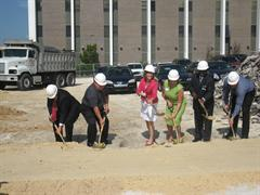 Tampa Family Health Centers Groundbreaking