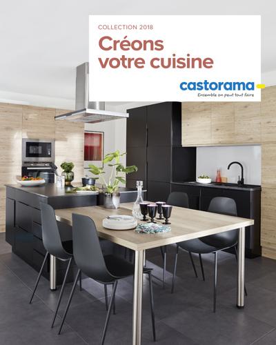 catalogue cuisine castorama fr