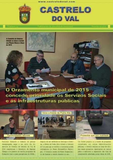 Boletín municipal nº34