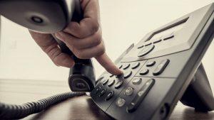 Acoso telefónico